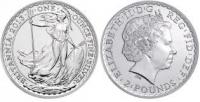 Britannia 1 oz Silber