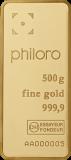 500 Gramm Gold philoro