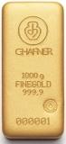 1000 Gramm Gold C.Hafner