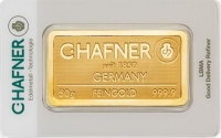 50 Gramm Gold C.Hafner