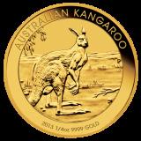 Känguru Nugget 1/4 oz Gold