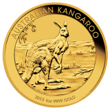 Känguru Nugget 1 oz Gold
