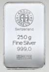 250 Gramm Silber