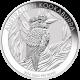 Kookaburra 1 Kg Silber