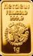 1 Gramm Gold