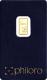 1 Gramm Gold philoro