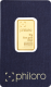 10 Gramm Gold philoro