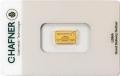 1 Gramm Gold C.Hafner