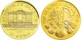 Wiener Philharmoniker - 1/10 oz Gold