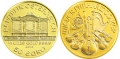 Wiener Philharmoniker - 1/2 oz Gold